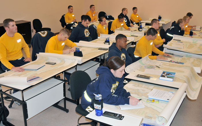 The NSI training received by STA-21 participants before joining their NROTC unit.