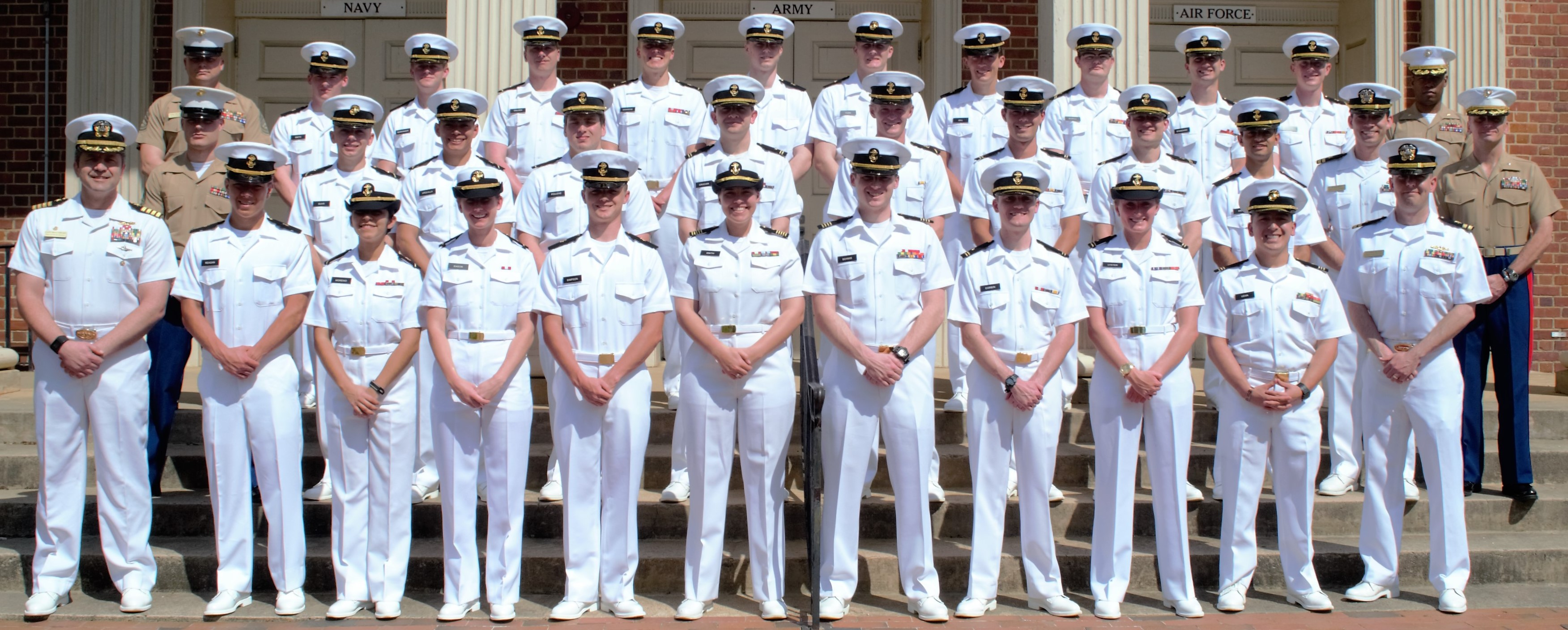 Program Overview - UNC NAVAL ROTC