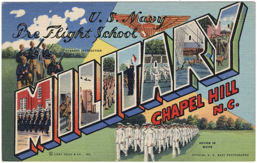 Compliments of North Carolina Collection Photographic Archives of Wilson Library.